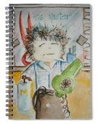 Master Stylist Spiral Notebook
