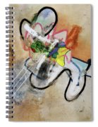 Masterbation Spiral Notebook