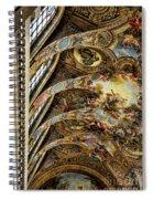 Masterpiece Design Architecture Palace Versailles France  Spiral Notebook