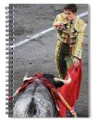 Matador El Juli Spiral Notebook