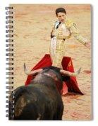 Matador Joselillo I Spiral Notebook