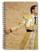 Matador Joselillo II Spiral Notebook