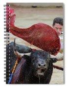 Matador Joselillo IIi Spiral Notebook