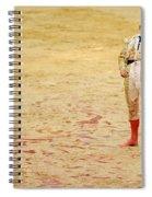 Matador Joselillo Spiral Notebook