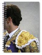 Matador Salvador Cortes I Spiral Notebook