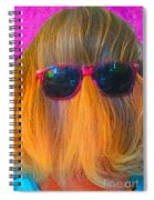Master Of Disguise  Spiral Notebook