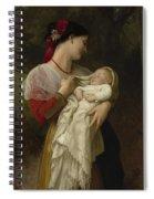 Maternal Administration Spiral Notebook