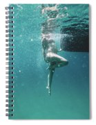 Maternity II Spiral Notebook
