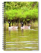 Mates For Life Spiral Notebook