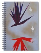 Mating Ritual Spiral Notebook