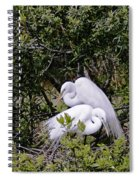 Mating Season Spiral Notebook