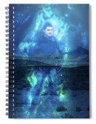 Matrioshka Dream Spiral Notebook