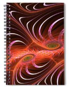 Matrix Spiral Notebook