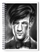 Matt Smith Spiral Notebook