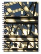 Matter Of Truss Spiral Notebook