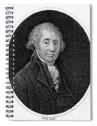 Matthew Boulton, English Manufacturer Spiral Notebook