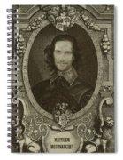 Matthew Mcconaughey   Spiral Notebook
