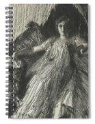 Maud Cassel Spiral Notebook