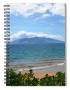 Maui Beach Spiral Notebook