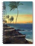 Maui Spiral Notebook