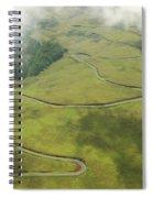 Maui Haleakala Crater Spiral Notebook