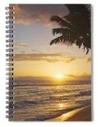 Maui, Kaanapali Beach Spiral Notebook