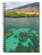 Maui Landscape Spiral Notebook