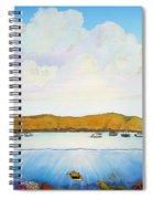 Maui Molokini Magic Spiral Notebook