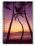 Maui Palms Spiral Notebook
