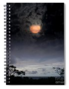 Maunaleo Journey With Spirit Spiral Notebook