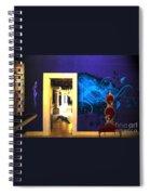 Mauve Room No. 6 Spiral Notebook