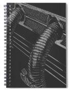 Maximal Minimalist 1935 Cord Spiral Notebook