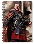 Maximus Decimus Meridius, Portrait Spiral Notebook