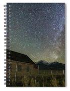 Maxwell Park Schoolhouse Spiral Notebook