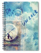 May 16 2010 Spiral Notebook