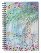 May Day Spiral Notebook