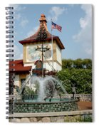 May Day Summer Celebration Spiral Notebook