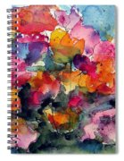 May Flowers Spiral Notebook