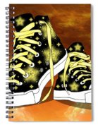 May I Converse With You Spiral Notebook
