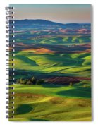 May On The Palouse  Spiral Notebook