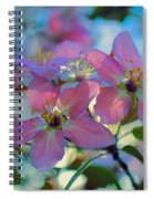 May Pastels Spiral Notebook