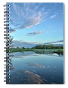 May Reflections Spiral Notebook