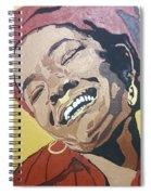 Maya Angelou Spiral Notebook