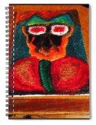 Maya Spiral Notebook