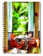 Maya Sari Mas Spiral Notebook