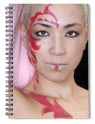 Mayan Spiral Notebook