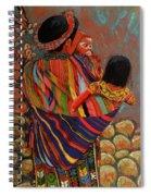 Mayan Family Spiral Notebook