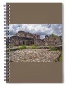 Mayan Ruins 1 Spiral Notebook