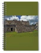 Mayan Ruins 2 Spiral Notebook
