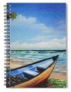 Mayaro Beach Spiral Notebook